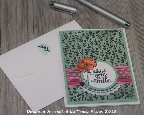 1532 To Think Of You Card