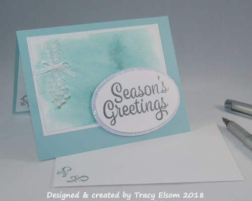 1562 Seasons Greetings Card