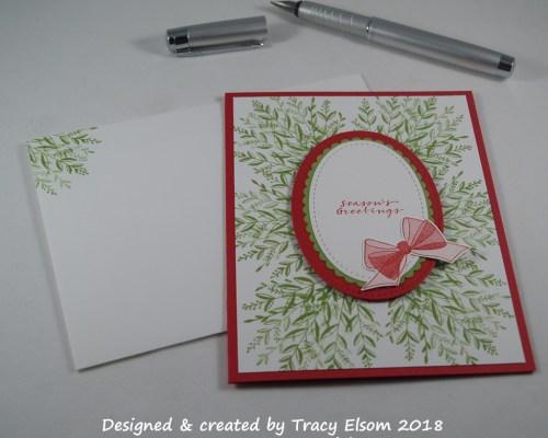 1595 Seasons Greetings Card