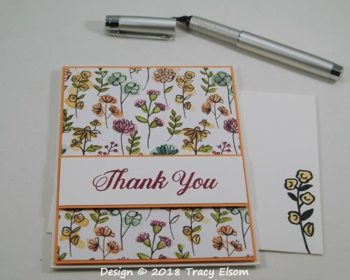 1613 Thank You Card