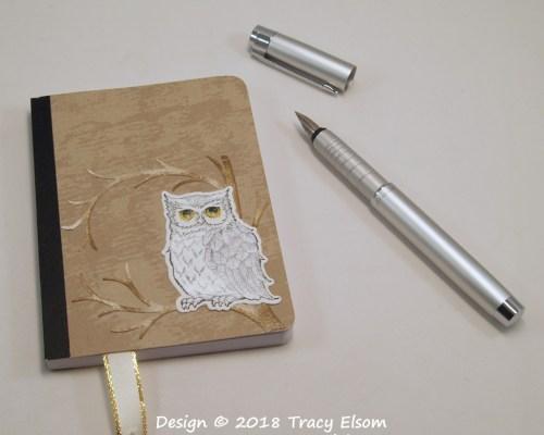 P36 Night Owl Notebook