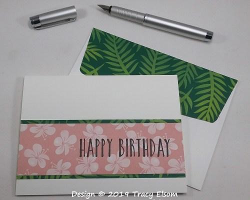 1705 Big Happy Birthday Card