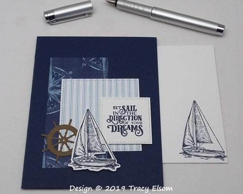 1768 Set Sail Card
