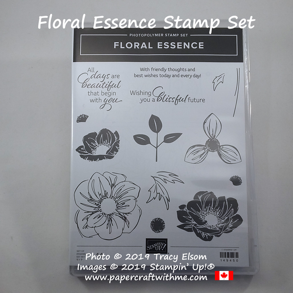 Floral Essence Stamp Set from Stampin' Up!