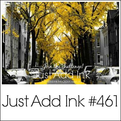 Inspiration photo for Just Add Ink challenge #JAI461 (June 14-19, 2019)