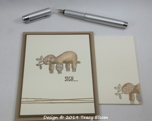 1799 Sigh… Card
