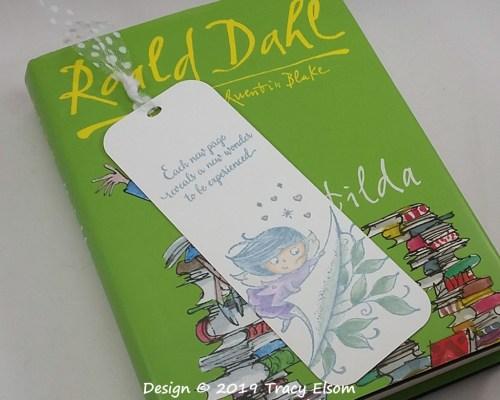BM257 Book Fairy Bookmark