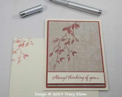 1811 Always Thinking of You Card