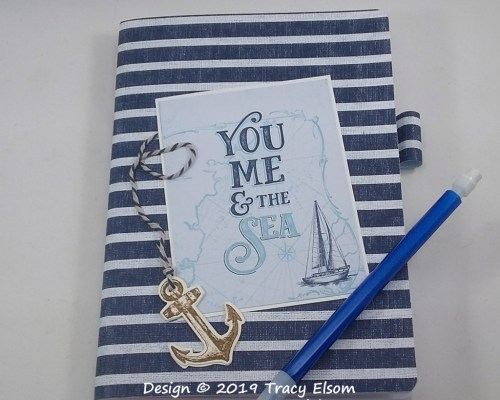 P66 You Me & The Sea Notebook