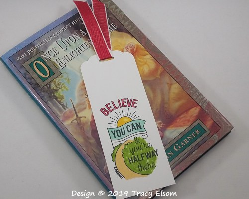 BM236 Believe You Can Bookmark