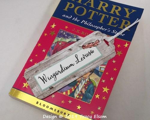 Wingardium Leviosa Bookmark