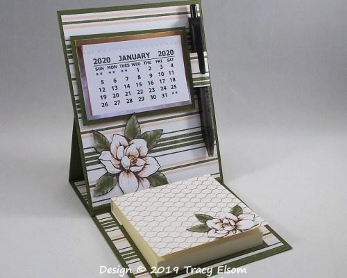 P87 2020 Calendar Project