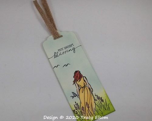 BM285 Somebody's Blessing Bookmark