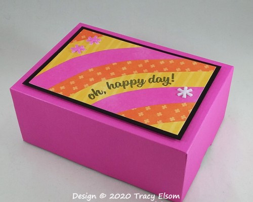 BB63 Oh, Happy Day! Box