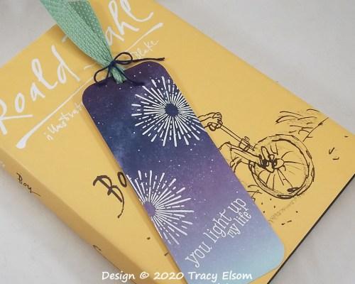 BM304 You Light Up My Life Bookmark
