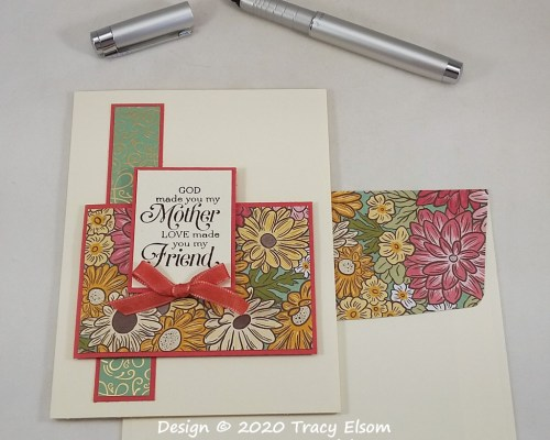 2031 My Mother My Friend Card
