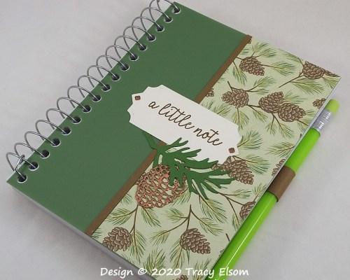P123 Little Pine Notebook