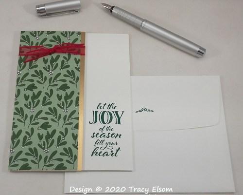 2028 Joy Of The Season Card