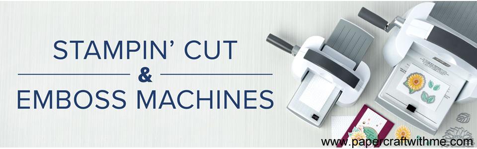Cut & Emboss Machines