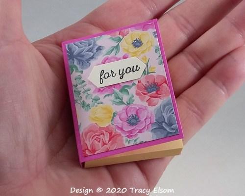 P125 Post-It Mini Book
