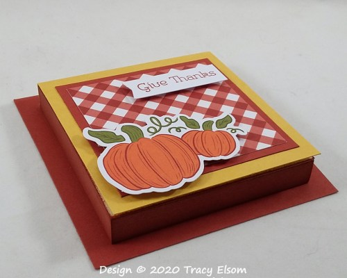 P129 Give Thanks Post-It Notes