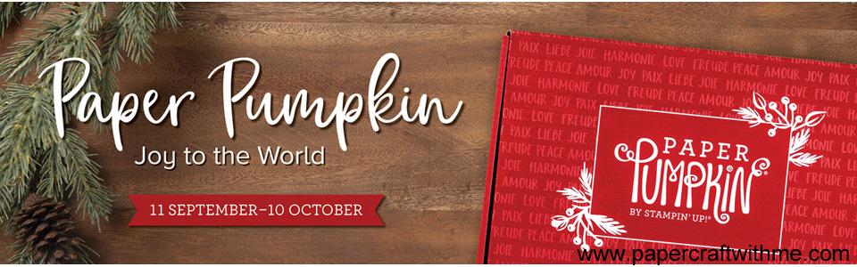 Paper Pumpkin Oct 2020 Slider