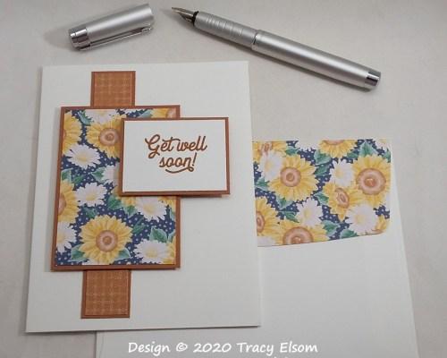 2054 Get Well Soon Card