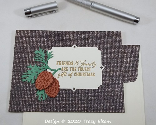 2072 Friends & Family Christmas Card