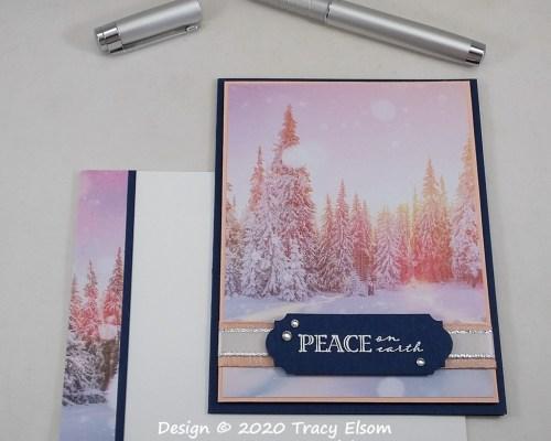 2080 Peace On Earth Card