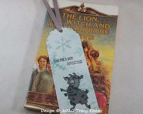 BM322 New Adventure Narnia Bookmark