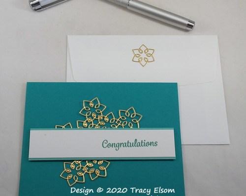 2074 Congratulations Card