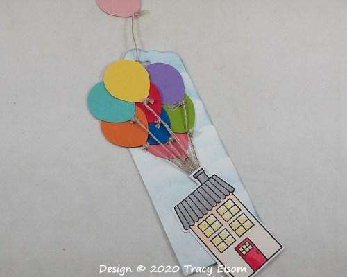 BM324 Up! Inspired Bookmark