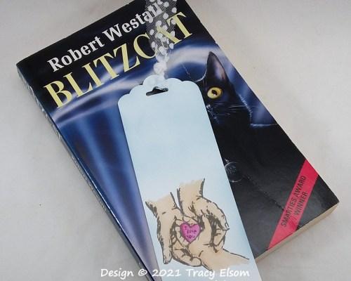 BM327 Adult & Child Hands Bookmark