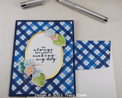 2166 Making My Day Card