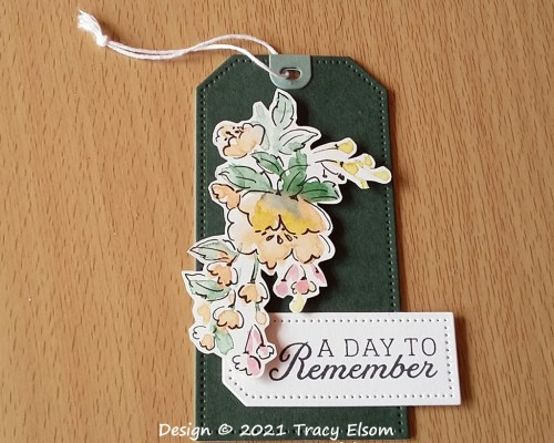 A Day To Remember Gift Tag