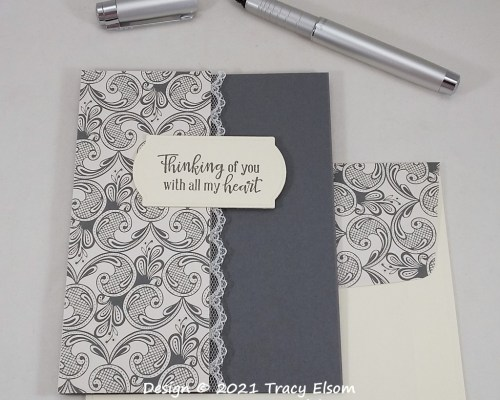 2237 Thinking Of You Card