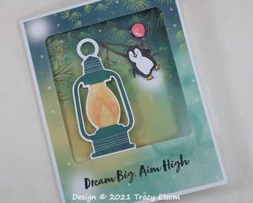 2254 Dream Big Aim High Card