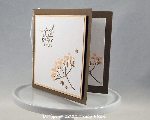 Feel Better Friend Gift Tag