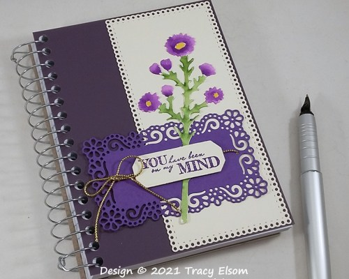 P177 You Have Been On My Mind Journal