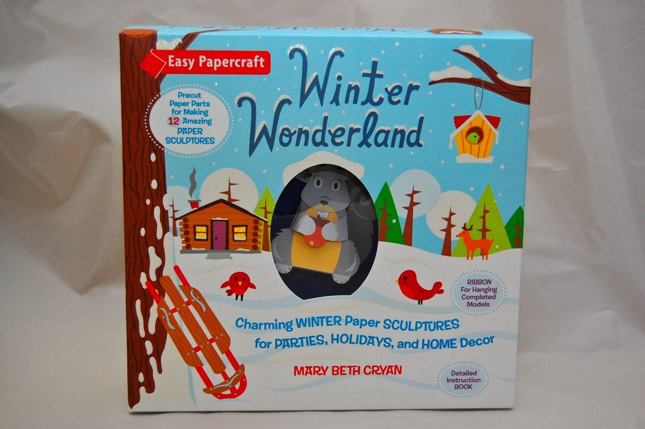 WInter Wonderland box
