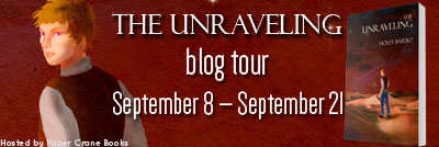 The Unraveling Blog Tour