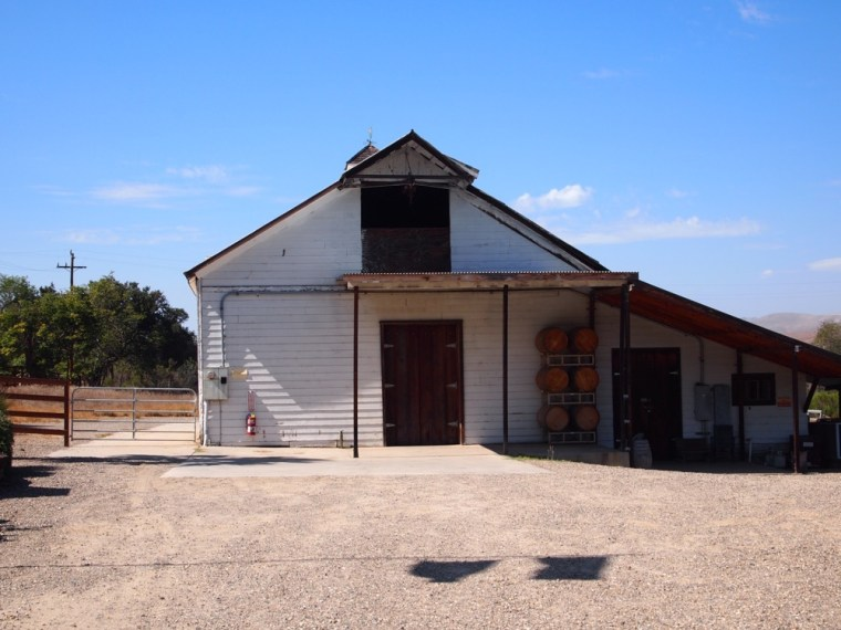 Barn Winery Santa Barbara
