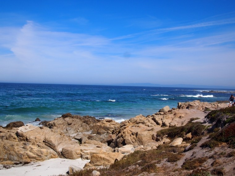 17 Mile Drive in California Monterey