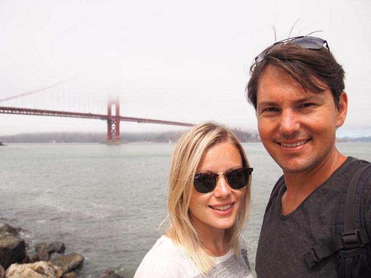 Golden Gate Bridge J and J