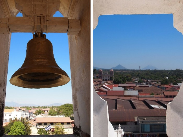 Leon Cathedral Bell Nicaragua