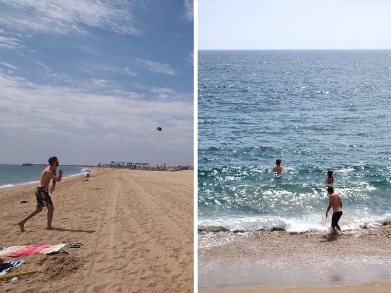 Fun things to do in Newport Beach swimming