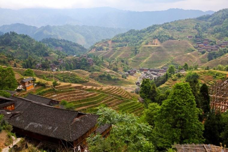 Visit China- Dragons Backbone