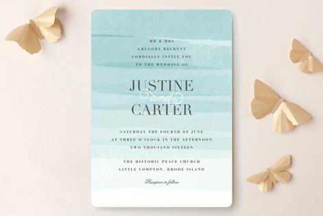 Wedding Invitations By Jennifer Wick