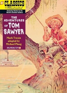 Classics Illustrated #19: The Adventures of Tom Sawyer