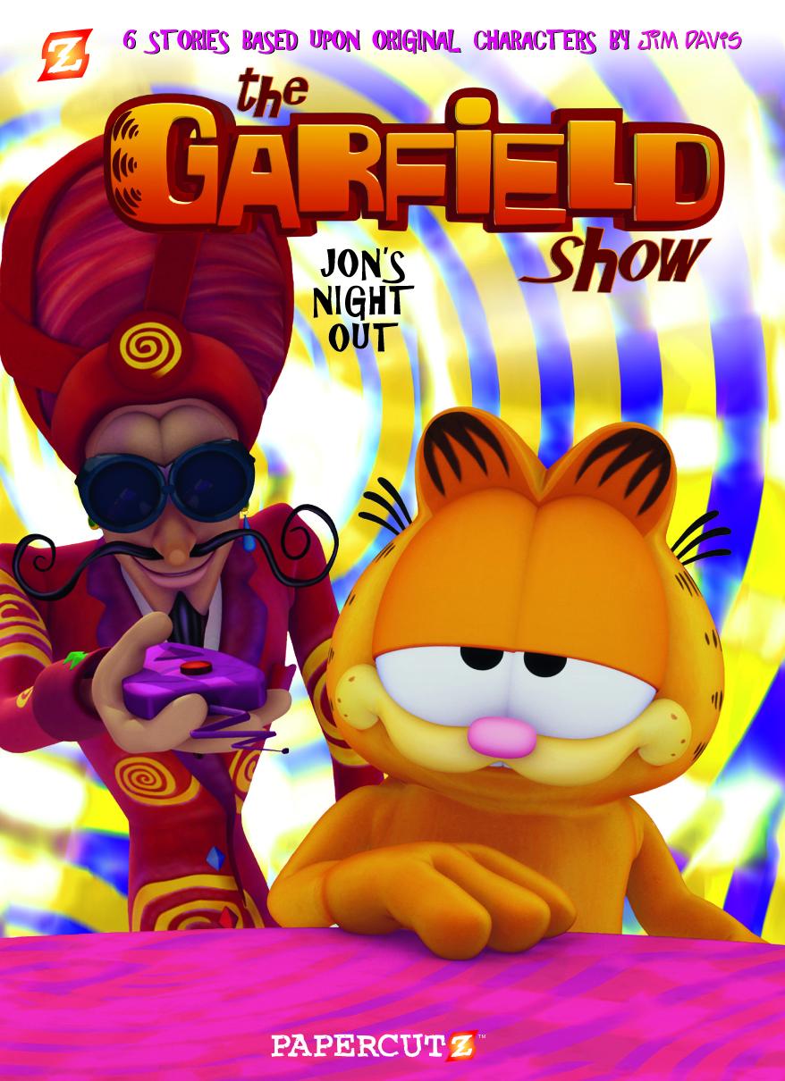 The Garfield Show Vol 2 Papercutz The Kids Graphic Novel Publisher